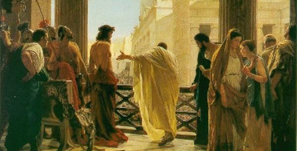 procès de pilate
