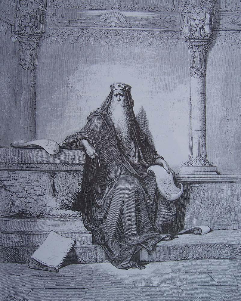 Justice de Salomon