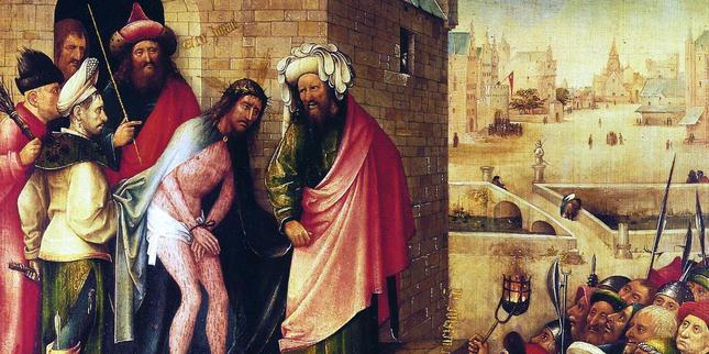 Pilate décision