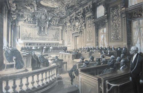 président de Tribunal